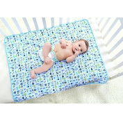 Baby Portable Foldable Washable Travel Nappy Changing Mat Compact 80*100cm