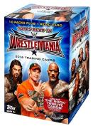 WWE Wrestling 2016 Road to WrestleMania Trading Card Blaster Box
