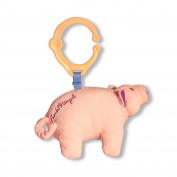 Pink Floyd Hanging Plush Pig Toy