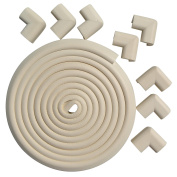 GHB Table Edge Guard 2 Rolls with 8 Corner Protectors