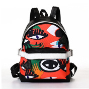 Graffiti fashion printed Backpack