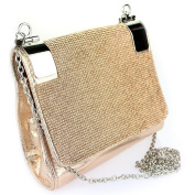 Aarz Women Ladies Bridal Wedding Party prom Diamante Evening Clutch Purse Hand Bag