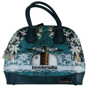 KRM Lambretta Woman Bag Bowling Bag Barrel Handbag Shoulderbag