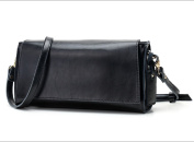 Womens Genuine Leather Fashion Bags Adjustable Strap Simple and Classic Crossbody Single Shoulder Bags