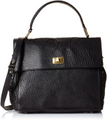 Abaco Lou Java, Shoulder Bag Black Size: