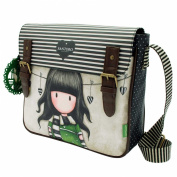 Santoro Gorjuss Cross Body Satchel - The Scarf