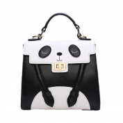 Moonwind Cute Panda Satchel Tote Handbag Women Cross Body Shoulder Bags Purse