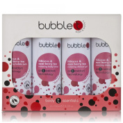 Bubble T Bath And Body Body Essentials In Hibiscus And Acai Berry Tea