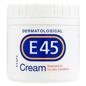 E45 Dermatological Cream 125g - 2 Pack