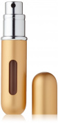 Perfume Atomiser by Travalo Classic HD Gold 5ml