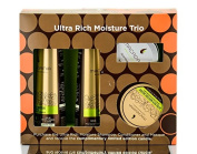 Macadamia Professional Ultra Rich Hair Care with Candle - Pack of 3
