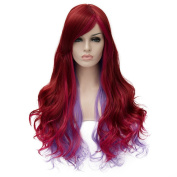 Women Wig Hair,CoastaCloud High Quality Fashion Glamour Hairpiece,Party Cosplay Curly Wavy Long Wig for Women Girl,70cm