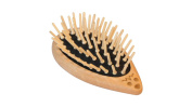 Redecker Wooden Hairbrush, Hedgehog Shaped