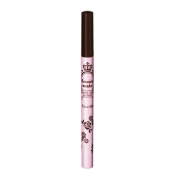 Kiss Me Heroine Make Smooth Liquid Eyeliner Brown
