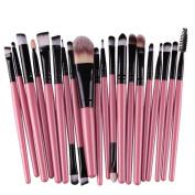 Tonsee® 20PCS Set Brosse Pro Makeup Brush Tools Make-up Toiletry Kit Wool Makeup Brush