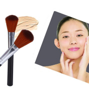 BESTIM INCUK Makeup Brushes Contour Brush Foundation Brush Face Powder Blush Brush Cosmetic Makeup Tool