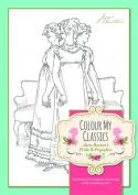 Colour My Classics - Jane Austen's Pride & Prejudice