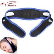 Stop Snoring Mouth Piece Anti Snore Chin Strap Belt Sleep Apnea Night Guard