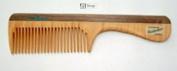 Wood Handle Comb 16 cm