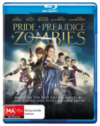 Pride and Prejudice and Zombies [Region B] [Blu-ray]