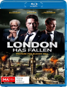 London Has Fallen (Blu-ray/UV) [Region B] [Blu-ray]