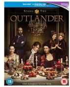 Outlander: Complete Season 2 [Regions 1,2,3,4] [Blu-ray]