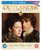 Outlander: Complete Season 1&2 [Blu-ray]