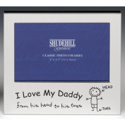 Fancy Classic Collection Photo Frame - I LOVE MY DADDY - New Arrival