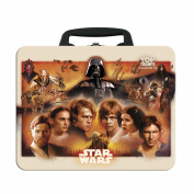 Star Wars 025751 Top Trumps Collectors Tin Card Game