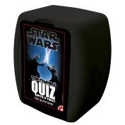 Star Wars 027458 Top Trumps Quiz Game