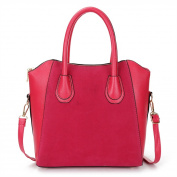 . Nubuck Leather Bag