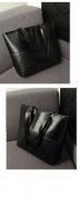 . Tote Bag - Black