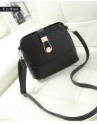 Tote Shoulder Bags Handbag - Black