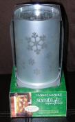 Yankee Candle Snowflake Scent-Light Fragrance Diffuser Kit SPARKLING SNOW