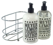 3 Pc Gift Set - Meyer Lemon Duo in Caddy