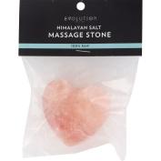 Evolution Salt Crystal Salt Stone - Massage Cleansing - Heart - 180ml - Himalayan - 100% Raw