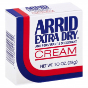 Arrid Extra Dry Antiperspirant and Deodorant Cream 30ml