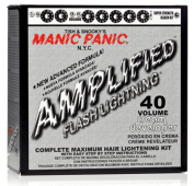 Flash Lightning Manic Panic Bleach Kit 40 Volume Box