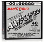Flash Lightning Manic Panic Bleach Kit 40 Volume Box
