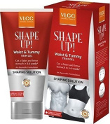 VLCC Waist and Tummy Trim Gel, 100g For Men And Women