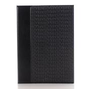iPad Pro 12.9 Folio Case,SAVYOU Alligator Fashion Design Cover Folio Stand Case with Card Slots Function for 33cm iPad Pro 2015 ,Black