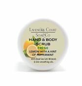 Lavender Court Soap Company Fresh Hand and Body Scrub