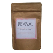 Revival Body Care Organic Body Scrub - Grapefruit + Mint