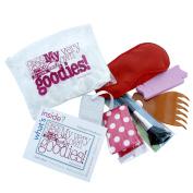 Teacher Peach My Very Own Peachy Goodies Cosmetic Bag