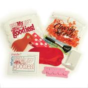 Teacher Peach Cosmetic Bag Duet