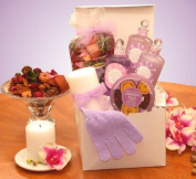 Delightful Spa Care Gift Basket