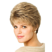 B-G Charming Wig Classical Trendy Short Ombre Synthenic Wig For Woman WIG019