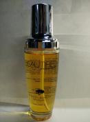 Beautified Argan oil 100ml bottle, for healthy, beautiful hair.