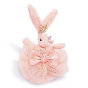 Amyrose Ballerina pink bunny Hair Clip