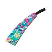 BANDED Spring Floral Wide Headband